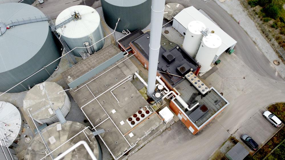 Vegger-biogas-anlæg